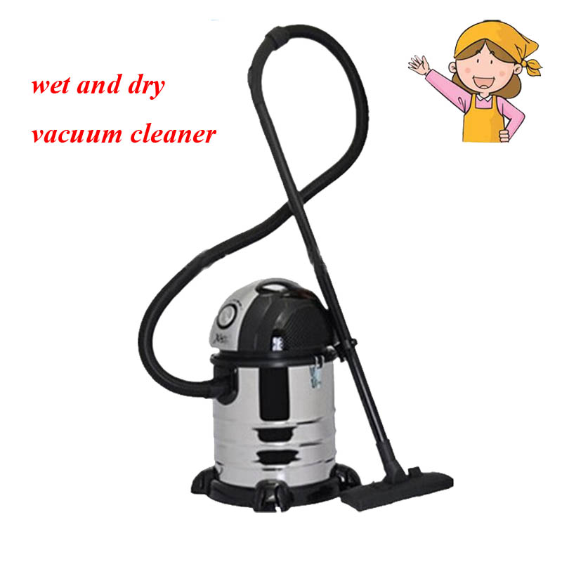 Household Water Filtration Vacuum Cleaner Wet and Dry Aspirator Dust Collector Water Bucket for Cleaning цена и фото