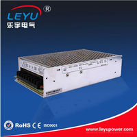 85 264VAC input hot selling 24v dc single output UPS power supply 155w with battery low cut off protection for security