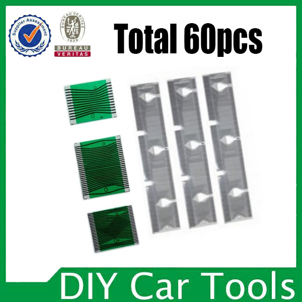 Total 60pcs/lot For BMW Instrument Cluster E38 E39 E53 X5