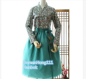 2020 New Fashion Modern Hanbok Fushion Hanbok Korean Traditional Hanbok Dress Modernized Hanbok Popular Set Gift 6