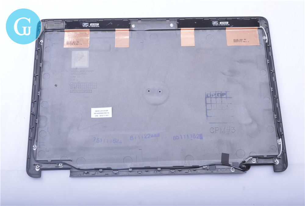 New for Dell E7250 LCD Cover Case Assembly 0TWKC5