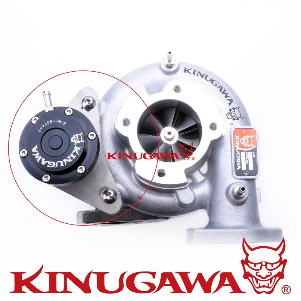 Kinugawa Adjustable Turbo Wastegate Actuator for TOYOTA 1JZ-GTE CHASER JZX 100 CT15B 1.2 Bar / 17.6 Psi w/ 3 Spring