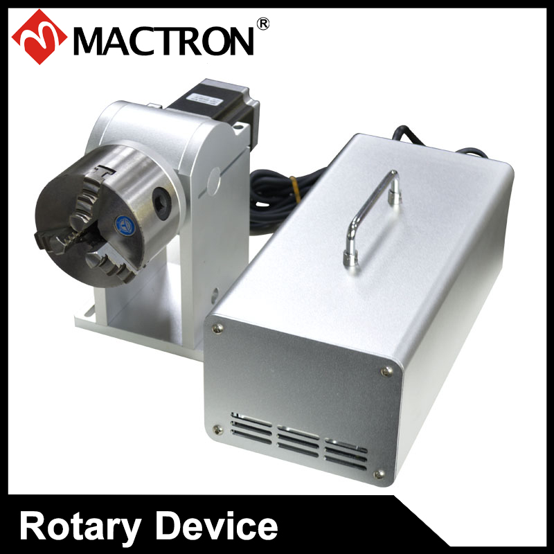 New Style Rotary Device for Fiber Laser Marking MachineNew Style Rotary Device for Fiber Laser Marking Machine