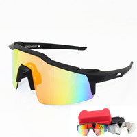 2017 Speedcraft SL Short Bicycle Cycling Glasses Outdoor Bicycle Sunglasses MTB Road Bike Ciclismo Oculos Men