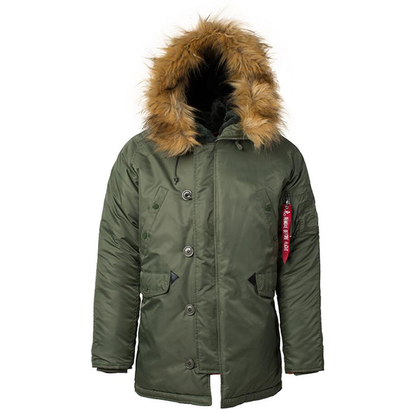 Pandaie-Mens Product Mens Autumn Winter Casual Jacket Military Tactical Outwear Breathable Coat