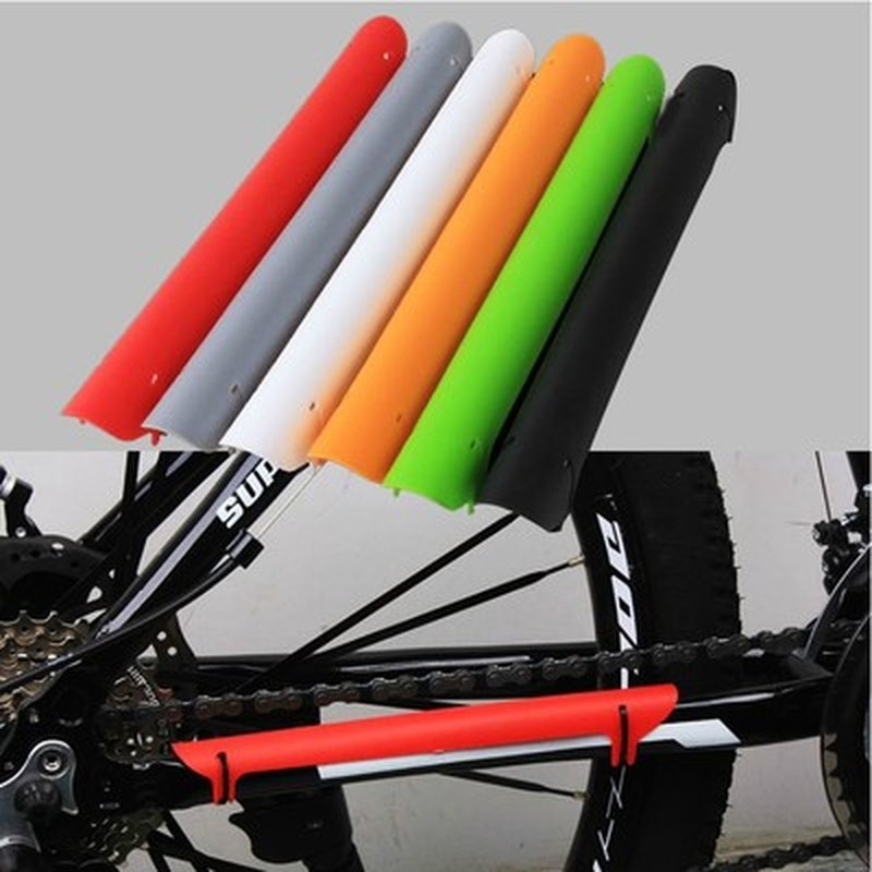 Mountain Bicycle Chain Guard Cover New Bike Frame Stay Posted Protector Cycling Bike Accessories