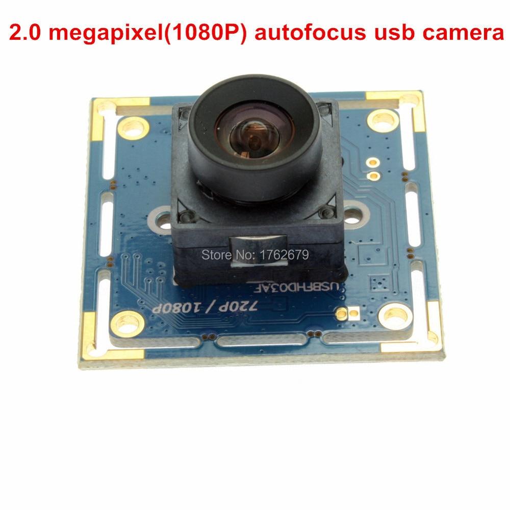 HD 2MP/5MP autofocus lens USB camera module kit for Linux, Windows XP, WIN CE, MACor Android4.0 above