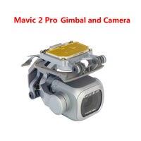Запасные части Оригинальный Mavic 2 Zoom/Pro Дрон Gimbal камера с плоским гибким кабелем ремонт запасных RC Дрон аксессуары
