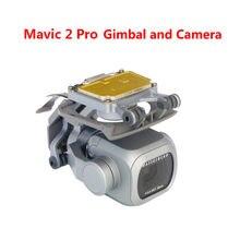Оригинальные запасные части Mavic 2 Zoom/Pro Drone Gimbal камера с плоский гибкий кабель Ремонт Запасные RC Drone аксессуары