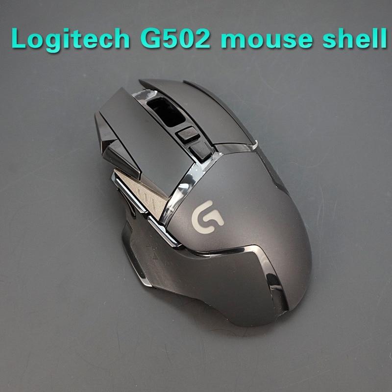 Logitech Mouse Shell For Logitech G502 RGB Original Genuine Top Bottom Shell Accessory Mouse Case Cover Housing