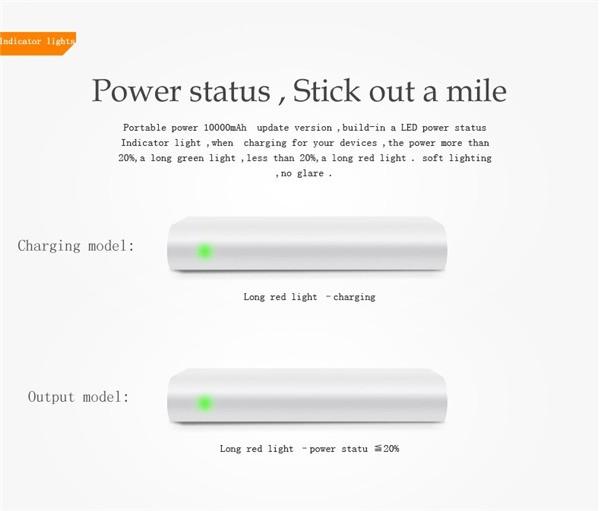 PISEN Mobile Power Bank 10000mAh  (12)