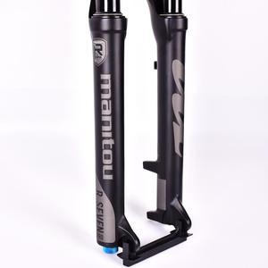 Image 5 - Велосипедная вилка Manitou R7 PRO, 26 дюймов, 27,5 дюйма, матовая черная Подвеска для горного велосипеда, pk Machete COMP Marvel 2020, 1560 г