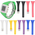 Fabulous Moda Genuine Borracha de Silicone Watch Band Alça de Pulso Para FT7 POLAR FT4 Assistir atacado No25