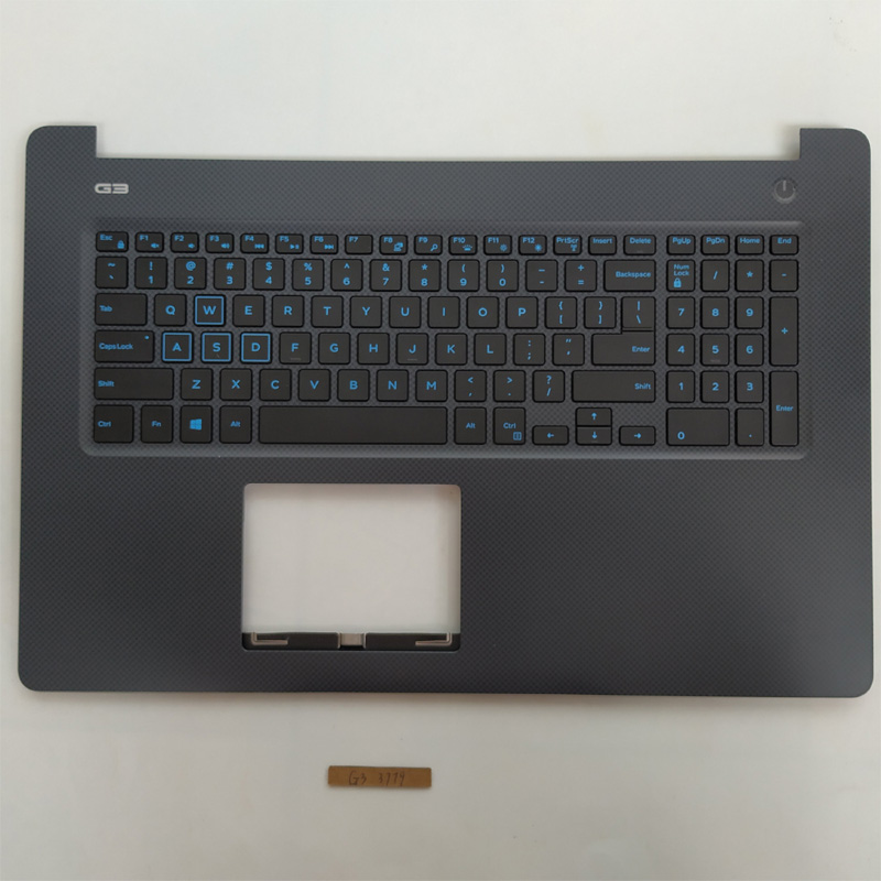 Free Shipping!! 1PC 95% New Original Laptop Case Hard Shell C For <font><b>Dell</b></font> G3 <font><b>3779</b></font> image