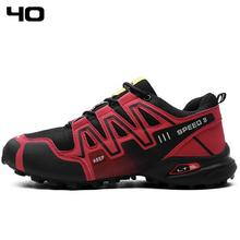 Nuovo Mountain Arrampicata scarpe Da Trekking All aria Aperta antiscivolo  Scarpe Da Trekking Assorbimento Degli 4ccdb0ea5a2