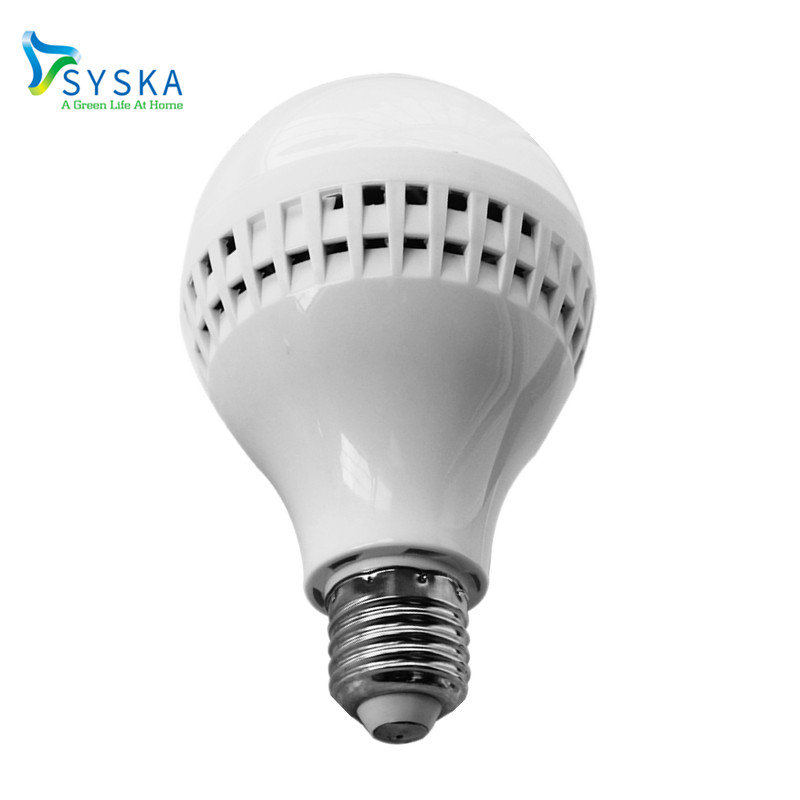 Hollow LED Bulb E27 Light 3W 5W 6500K 220V Screw Base Daylight Lamp Spotlight SMD2835 Aluminum Lampada Factory Price 201751