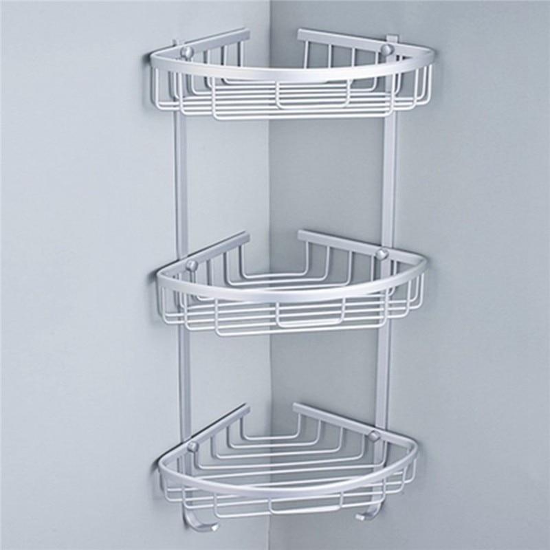 Aliexpress Com Buy 1 2 3 Layer Space Aluminum Bathroom
