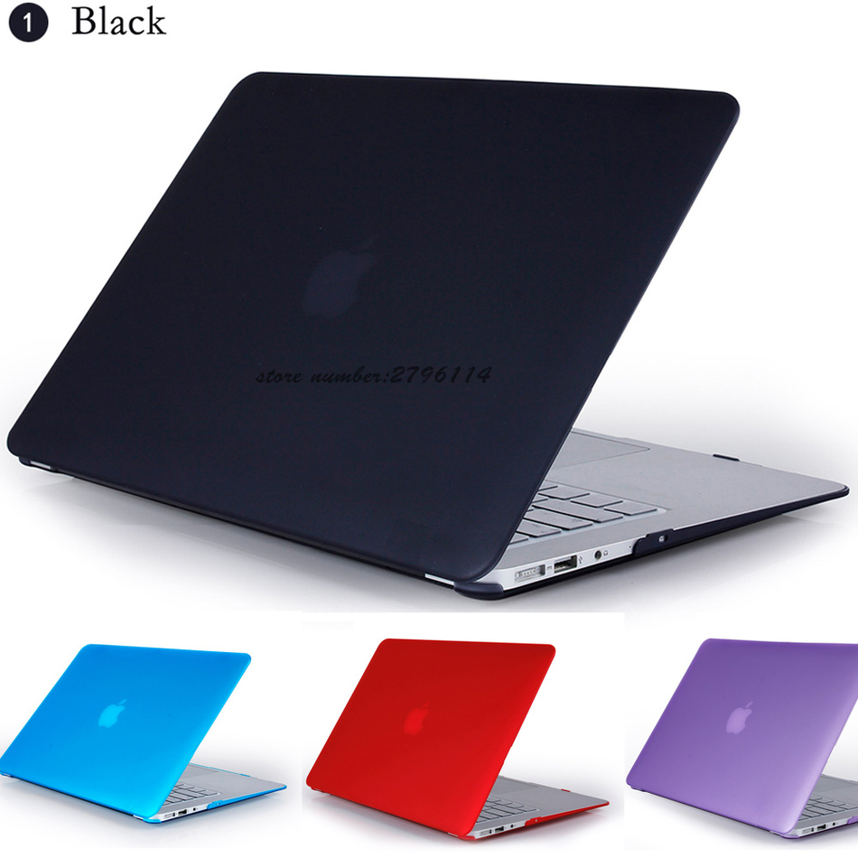2015 matte case for apple macbook air 11 13 3 inch bags. Black Bedroom Furniture Sets. Home Design Ideas