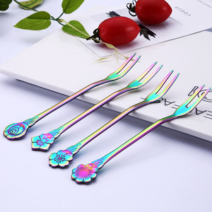 4Pcs Stainless Steel Dinner Fo