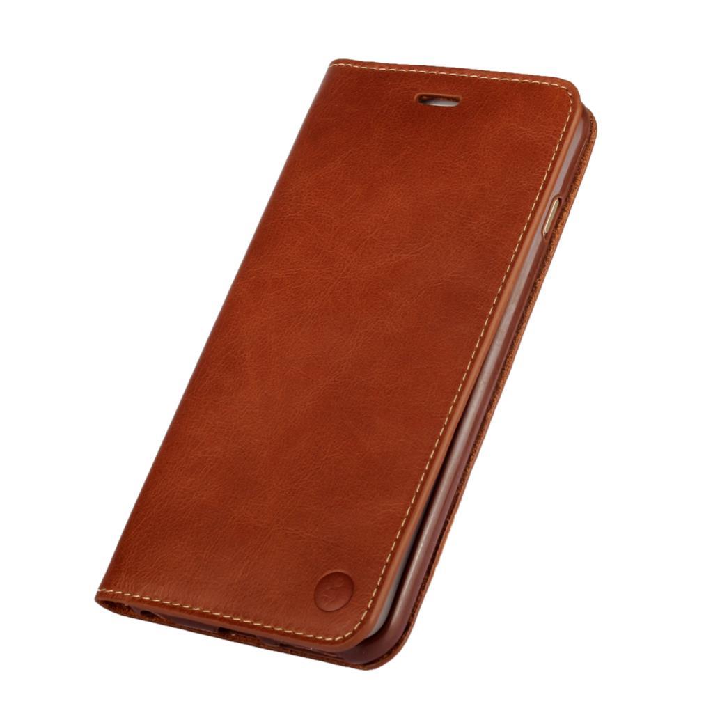 bilder für Einfache Luxus Flip Rindsleder Fall Für Apple iPhone 7 7 plus 6 s plus 6 plus Brieftasche Telefon Abdeckung man s6 rand s7