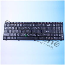 New G560 Russian Layout Laptop Keyboard For Lenovo G560 G565 Black Keyboard V-109820BS1-RU Notebook keyboard
