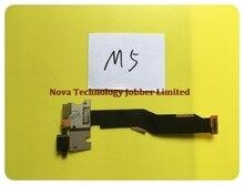Шлейф Wyieno для зарядного устройства Mi 5 запасные части для Xiaomi M5 Mi5 USB зарядный гибкий кабель с микрофоном + отслеживание