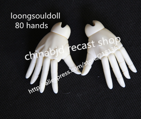 OUENEIFS Loongsouldoll 80 hand Man Doll Bjd for Sd Msd 1/3 Luts Volks Dod Ai iplehouse of Vampire resin dollhouse figures oueneifs girl baby long red winter skirt lacework send socks luts volks iplehouse switch yf4 52 bjd sd doll 1 4 clothes