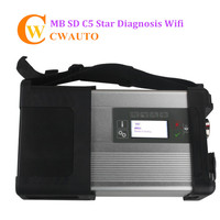 Top MB SD Connect C5 SDConnect Compact 5 Star C5 SD Connect Diagnosis with WIFI for Cars and Trucks
