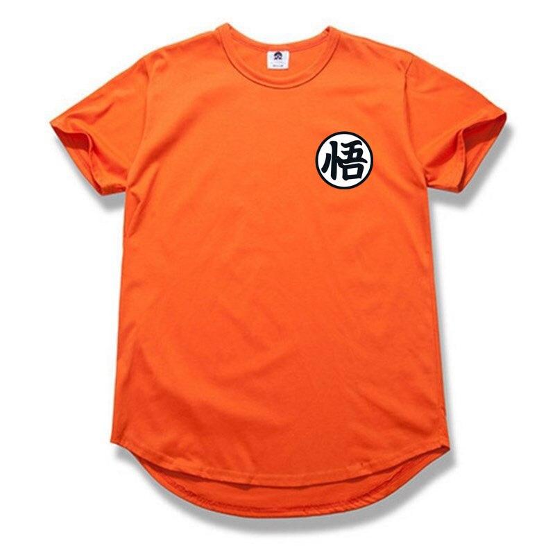 New Dragon Ball T font b shirt b font font b Men b font Tee font