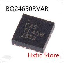 NEW 10PCS/LOT BQ24650RVAT BQ24650RVAR BQ24650 MARKING PAS QFN-16 IC