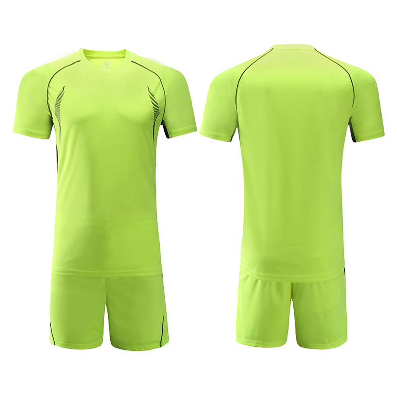 55a063de0 Wholesale new style soccer jerseys in stock sportswear polyester  Comfortable soccer uniforms sets football shirts-in Soccer Sets from Sports  & Entertainment ...