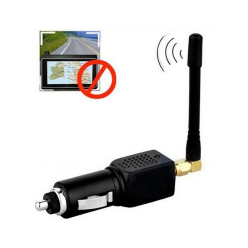 Car GPS Shield Interferenceer Anti-tracking Anti-positioning And Shielding Satellite Signal Portable Signal Blocker For Auto