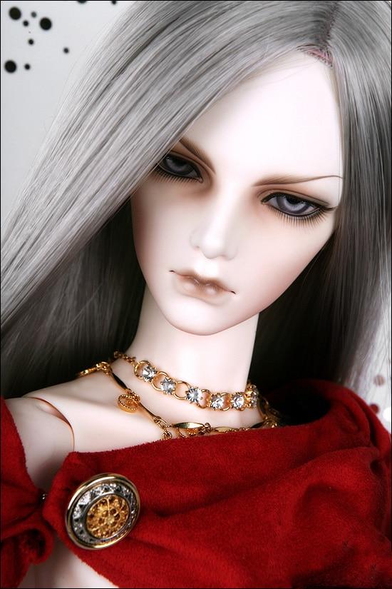 1/3 scale nude BJD Female Human body SD big girl doll