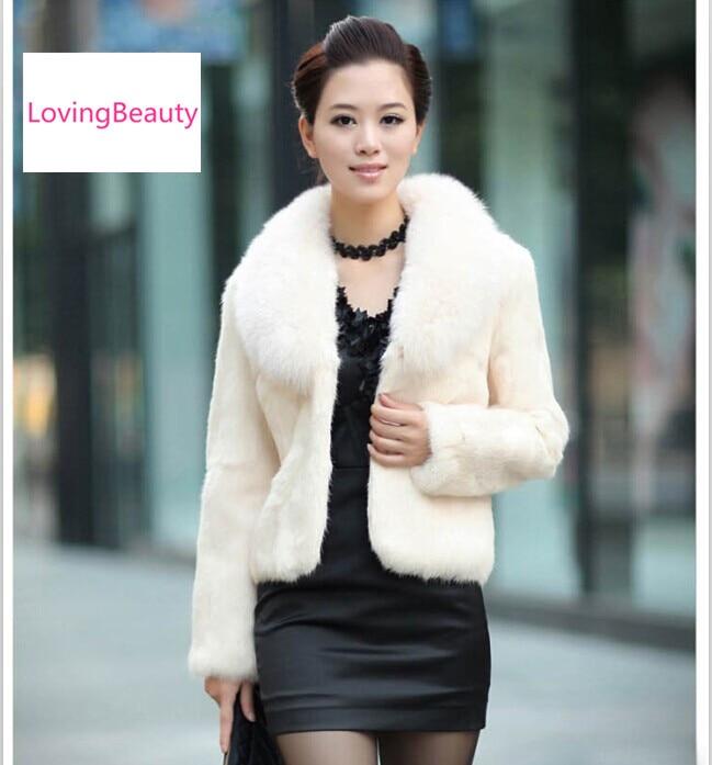 Aliexpress.com : Buy Korean Style Ladies' Short Fur Jackets Female ...