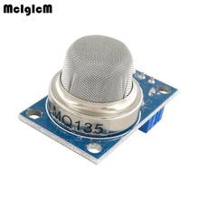 MCIGICM MQ135 MQ 135 Sensore di Qualità Dellaria Modulo di Rilevamento di Gas Pericolosi vendita Calda