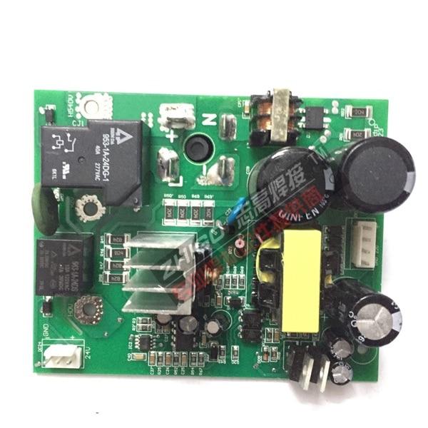 Qingdao Raytheon ZX7-315S Dual Power Conversion Board Power Plate Inverter Welding Machine Circuit Board Accessories inverter accessories 7200ma series 22kw 30kw 37kw power board moderators plate gs driver