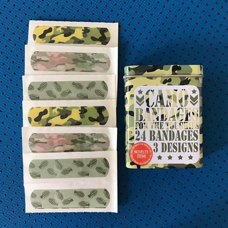 Korea Cute Cartoon Waterproof Bandage Band-Aid Hemostatic Adhesive For Kids Children Braces Supports Style Random