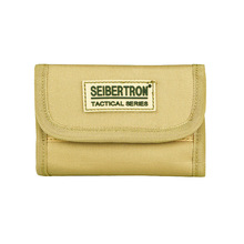 Seibertron Tactical Men's Pocket Money Purse Spartan Wallet Gear Micro Wallet sport bag