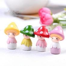 lovely girls Crafts Ornament gift Micro landscape fairy miniature garden