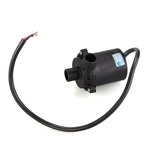 New Style  Water Pump Submersible Fountain Pond Brushless 12V for 1060L / H new pondmaster 02720 pm 9 5 supreme mag drive pond pump 950 gph pm9 5 fountain
