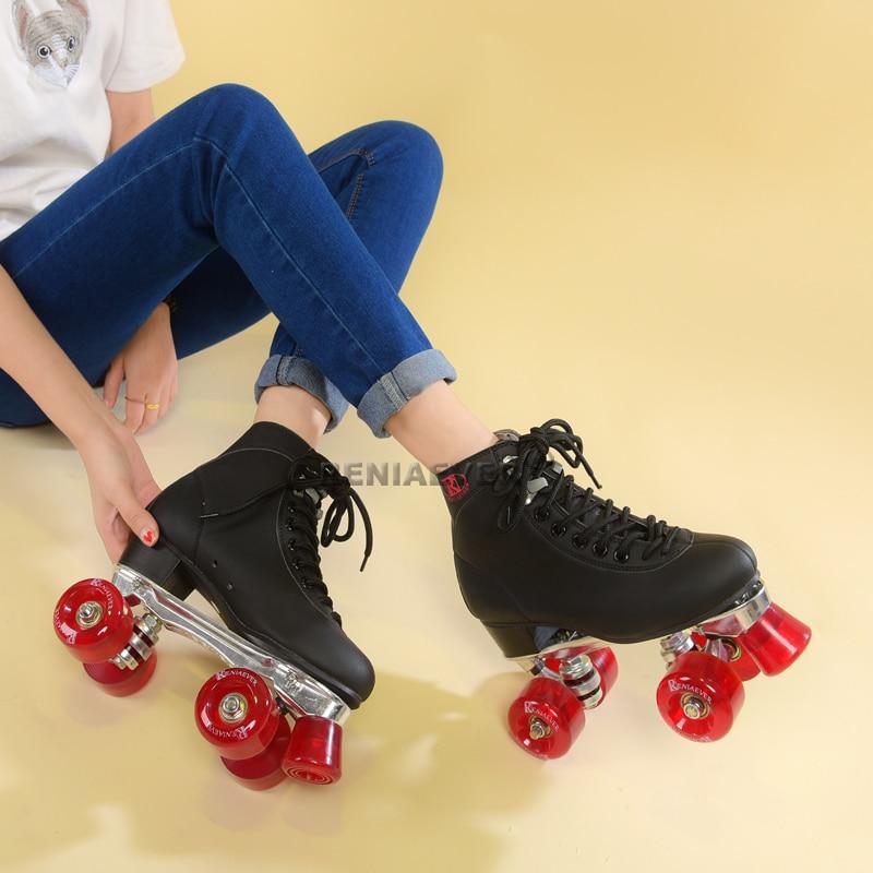 Brasel In Line Skate 1 Set Merah Medium - Harga Terkini dan Terlengkap 81b596d801