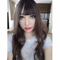 (DMS02)Luxury Custom Regina Beauty Makeup DMS Mask Miss Rose! Handmade Soft Silicone Sexy Female Crossdress Doll Mask