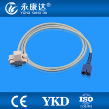 Biolight M700/M800 Pediatric Soft Tip pulse oximeter spo2 sensor, DB9pins