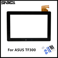 Sinbeda High Quality Touch Screen For Asus Transformer Pad TF300 TF300T Digitizer Replacement 69 10I21 G01