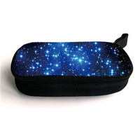 Customized Waterproof Printing Vans Laptop Computer Charger Bag For Power Adapter Mouse Gadgets Etc