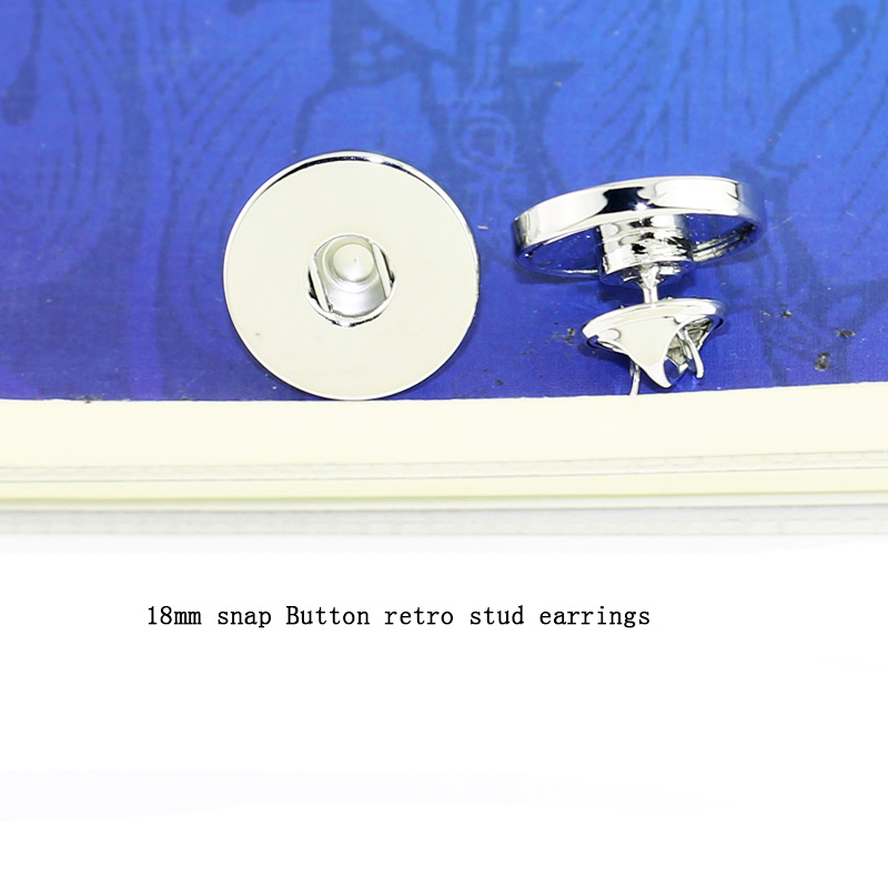 Mens Cufflinks Jewelry Buttontie-Clip Stickpin 20mm-Button World Snap Unisex One-Direction