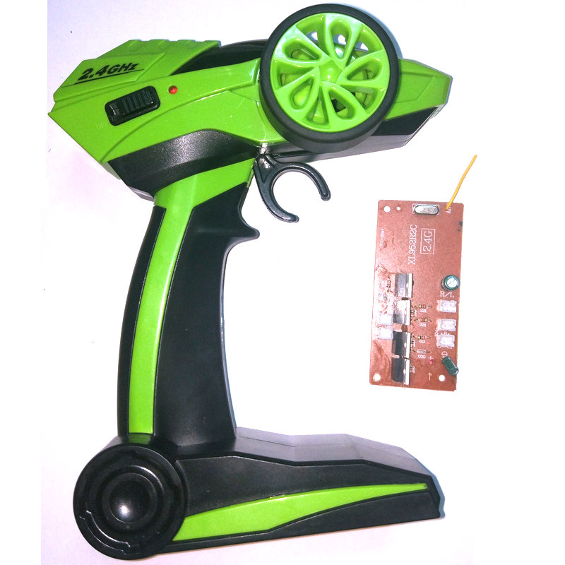 Huang Bo HB 1:10 RC Car Spare Parts Remote Control And Receiver