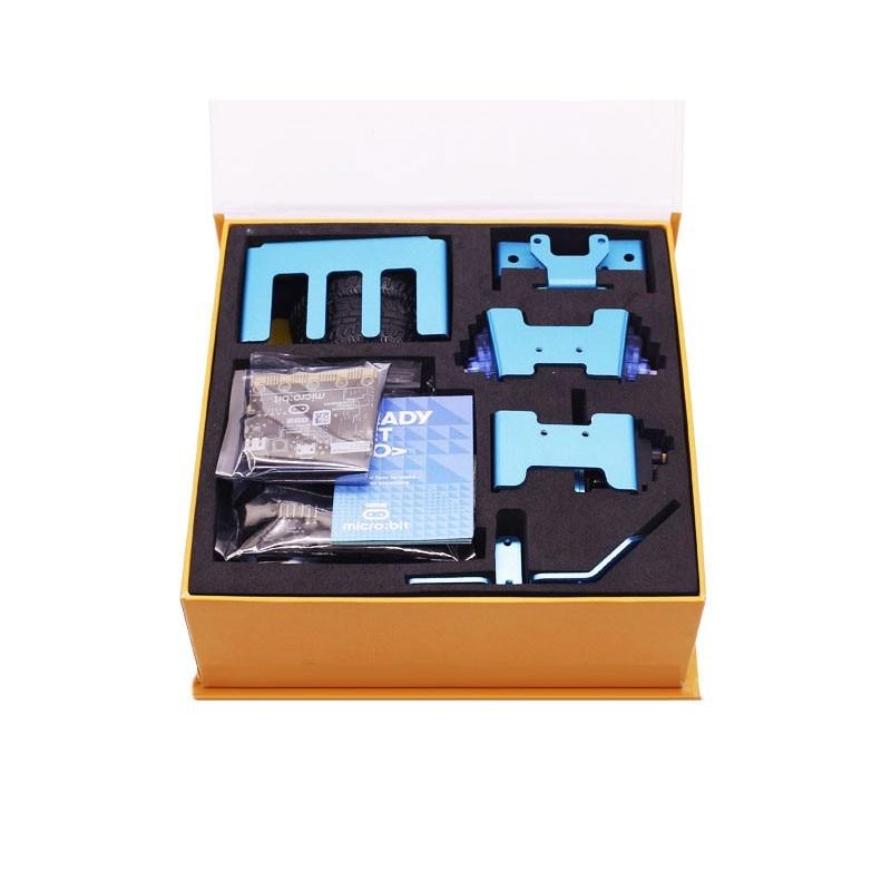 2018 Hellobot Smart Robot Car Kit Standard Version + Clip Pack2018 Hellobot Smart Robot Car Kit Standard Version + Clip Pack