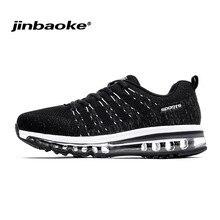 bab2d0ecf Для мужчин воздушной подушке кроссовки дышащая легкая спортивная обувь  Спорт на открытом воздухе Для женщин Прогулочные