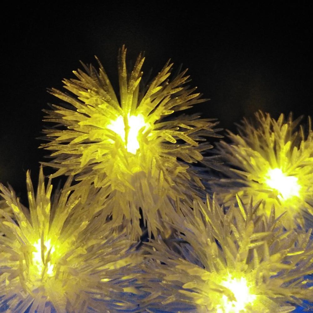 Luz Conduzida da Corda luces Número Principal : 20-50 Cabeça